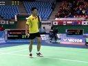 2012年世界大学羽毛球锦标赛 宋宗耀VS木戶道治 羽毛球知识教学网