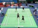 2012世界大学羽毛球锦标赛 女双 日本VS中华台北