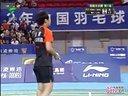 2012羽超联赛半决赛 冯晨/肖嘉 vs 马晋/骆羽