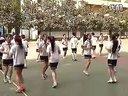 《前滚翻起立接球》何国强 小学四年级体育优质课视频