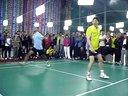 全球华人羽毛球联合会黑龙江分会首届飞鹤杯羽毛球锦标赛