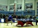 """2012年盘锦市""""全民健身杯""""乒乓球比赛男单半决赛"""