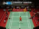 2012澳门羽毛球黄金大奖赛男单决赛 高欢VS陈跃坤