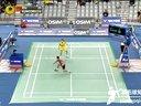 2013韩国羽毛球公开赛半决赛视频回放录像 杜鹏宇VS索尼