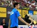 2013马来西亚羽毛球公开赛 李宗伟VS胡赟