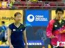 2013年马来西亚羽毛球公开赛 内维尔VS奥原希望