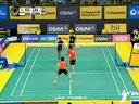 2013年马来西亚羽毛球公开赛男双决赛高成铉李龙大VS阿山亨德拉超清视频