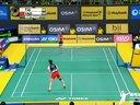 2013年马来西亚羽毛球公开赛女单决赛姚雪VS戴资颖超清视频