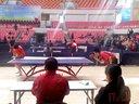 2012年德州市乒乓球俱乐部联赛比赛视频 黄振庭VS杨萧
