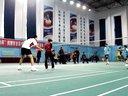 2013中小学羽毛球赛混双决赛