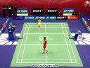 羽毛球视频2012香港羽毛球公开赛李宗伟vs谌龙2