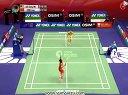 羽毛球视频2012香港羽毛球公开赛李宗伟vs谌龙3