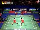 2013全英羽毛球公开赛男双决赛第2局