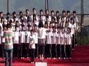 石门六中2012年迎中秋、庆国庆合唱比赛