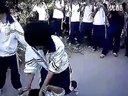 初中女生打架