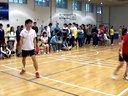2013大学城羽毛球联赛-决赛混双