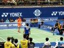 谌龙VS波萨那 2013羽毛球亚锦赛男单四分之一决赛 羽毛球知识教学网