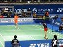 李雪芮VS高桥沙也加 2013亚锦赛女单半决赛 羽毛球知识教学网