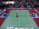 2013印度羽毛球公开赛  男单决赛  李宗伟比赛视频