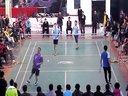2013蓝湾一品杯羽毛球赛团体决赛 第二场