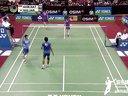 阿末纳西尔vs申白喆张艺娜 2013印度羽毛球公开赛混双四分之一决赛 羽毛球知识教学网