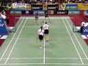 张艺娜金昭映vs佩蒂森卡米拉 2013印度羽毛球公开赛女双半决赛 羽毛球知识教学网