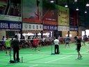 2013阳江市税宣杯羽毛球公开赛团体:羽乐-点石