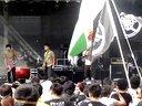 2013年迷笛音乐节 瘢痕体质乐队 2