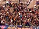 2013年5月4日中甲石家庄永昌对建业比赛结束后,双方球迷传播友谊,恋恋不舍,这在中甲乃至中超都少见!堪称净化中国足球赛场的楷模!