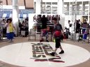 STREET ACTION 2013 Judge Move (Freestyle Basketball Battle)