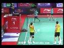 2013苏迪曼杯 羽毛球混合双打比赛视频 张楠-赵芸蕾 中国vs印度