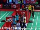 于洋王晓理VS蓬纳帕加德雷 2013苏迪曼杯中国VS印度 女双 羽毛球知识教学网