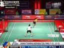 2013苏迪曼杯 马来西亚VS中华台北 李宗伟 羽毛球知识教学网