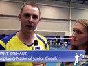 格罗娅·萨莫维尔比赛视频片段 羽毛球知识教学网