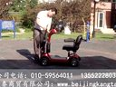 上海威之群电动代步车升级版4023雪龙