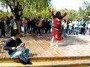 上海肚皮舞教练培训 埃韵肚皮舞表演 NINI 即兴跳舞