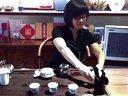 有美堂 中国茶叶博物馆茶艺培训师授课龙井茶泡法