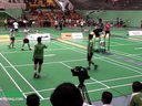 赛事片段 --- 2012泰国清迈MMOA羽毛球邀请赛
