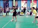 山东济宁羽毛球比赛(男双)