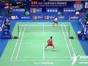 林丹VS蓬奈拉特 2013世界羽毛球锦标赛 羽毛球知识教学网
