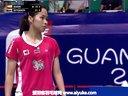 因达农VS马琳 2013羽毛球世锦赛 爱羽客羽毛球网