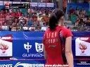 因达农VS李雪芮 2013羽毛球世锦赛女单决赛 爱羽客羽毛球网