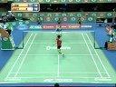 Liew Daren Vs Guru Sai 羽毛球知识教学网 2013年印度羽毛球联赛