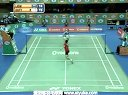爱羽客羽毛球网 加卢西达VS刘国伦 2013印度羽毛球联赛 男单资格赛
