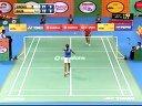 鲍恩VS辛德胡 羽毛球知识教学网 2013年印度羽毛球联赛