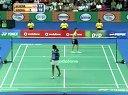 PV Sindhu Vs Schenk羽毛球知识教学网 2013年印度羽毛球联赛