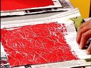 套色纸版画 -牛桂生 南京市石鼓路小学 苏少版小学美术四年级教学视频