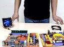 超频三蓝狐CPU散热器安装视频