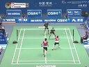 卢基阿普里/安妮萨VS柳延星/严惠元2013年中国羽毛球大师赛1/4