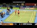 2013年日本羽毛球公开赛资格赛视频 羽毛球知识教学网提供